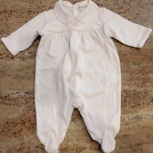 Ralph Lauren Footed Pajamas 3 Months